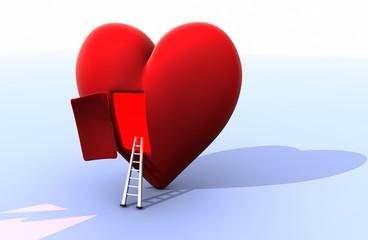 corazon abierto