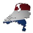 Niederlande Holland 3D Flagge