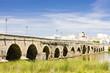 Roman bridge, Merida, Badajoz Province, Extremadura, Spain