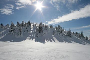 sonne snow