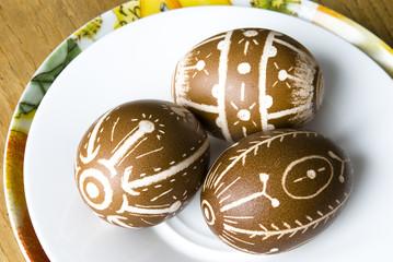 Handmade Easter Eggs