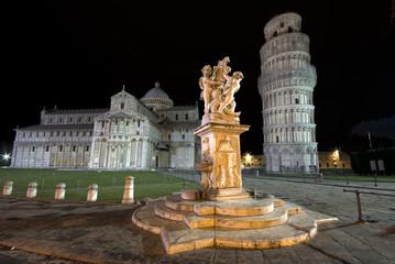 Pisa: Piazza Duomo