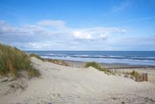 Verlaten strand droom