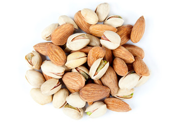 almonds and pistachios 2