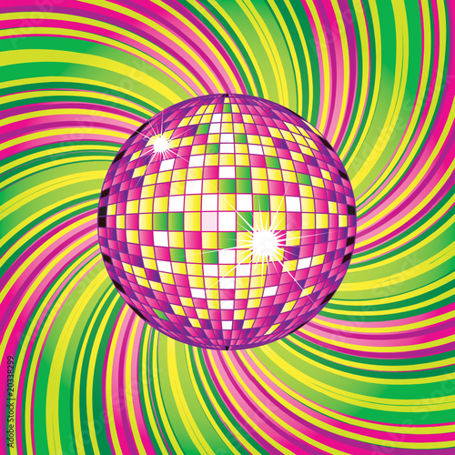 disco ball wallpaper. design with disco-all