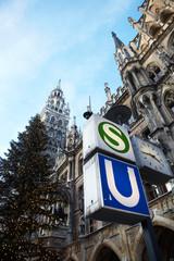 Munich Neues Rathaus