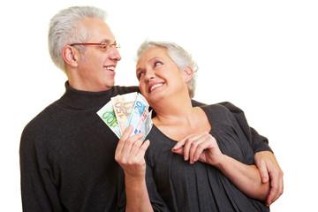 Gesicherte Rente