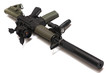 US Spec Ops M4A1 custom assault rifle.