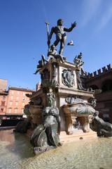 Bologna - famous Neptune fountain