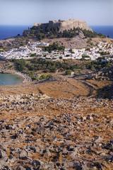 Rhodos-Lindos Akropolis