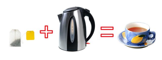 Tea preparation process