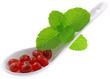 gélules oméga 3 compléments alimentaires fond blanc