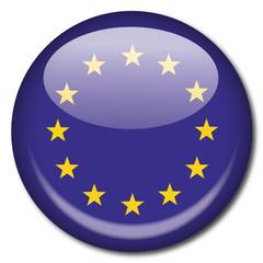 Chapa bandera Union Europea