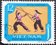 Vietnam Post stamp