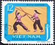 Vietnam Post stamp