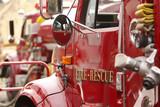Fire trucks on scene - 20386676