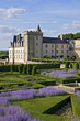 Valencay castle and park
