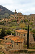 view of Valldemossa, Mallorca, Spain