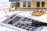 Fototapety Financing of housebuilding
