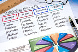 Fototapety Business Charts