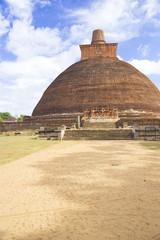 Jetavana Dagoba, Anuradhapura, Sri Lanka