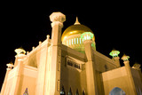 Sultan Omar Ali Saifuddien Mosque, Brunei poster