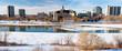 City of Saskatoon Winter Panoramic