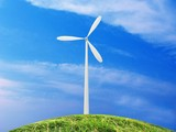 eco energy metaphor poster