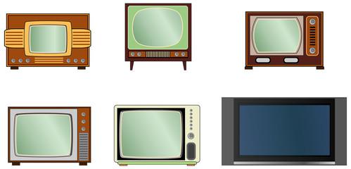 téléviseur histoire