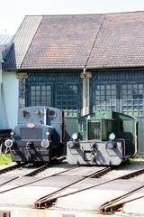 Railway Museum, Sigmundsherberg, Lower Austria, Austria