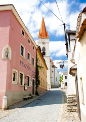 Church of Saint Nicholas, Znojmo, Czech Republic