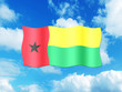 Bandeira de Guine-Bissau