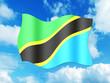 Bandeira da Tanzania