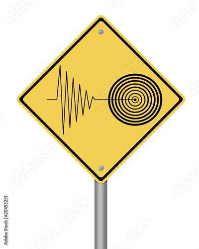 Warning Sign Tremor