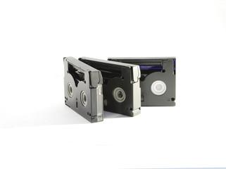 video compact cassette