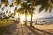 Fototapeten,strand,küste,küstenlinie,morgengrauen