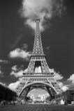 Fototapeta Eiffel Tower - wieża Eiffla © ext