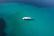 yacht en baie de cannes - 20482827
