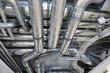 Leinwandbild Motiv Ventilation system
