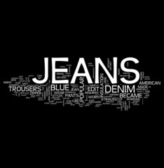 American Denim Blue Jeans