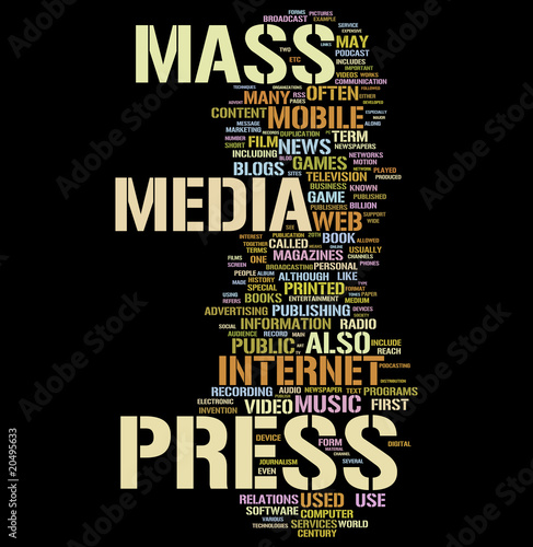 Mass media and Press