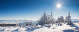 Fototapety winter in mountains