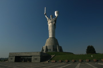 Motherland WWII monument