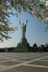 Motherland in blossom