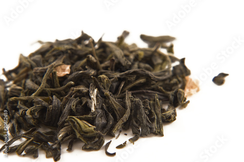 Organic Loose Leaf Green Tea Leaves