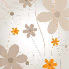natural floral background