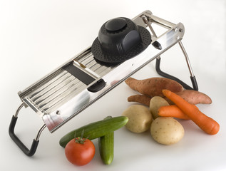 vegetable slicer