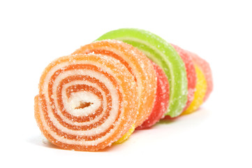Roll sweet jelly