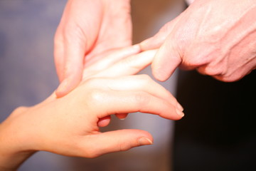 Hand Alignment