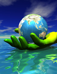 planète écologie